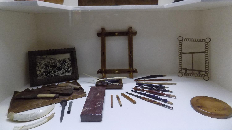 Boer war tools