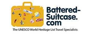 Battered Suitcase