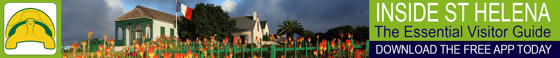 Inside St Helena - The Essential Visitor Guide